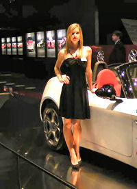 hotesses salon automobile geneve 2016 photos. Black Bedroom Furniture Sets. Home Design Ideas