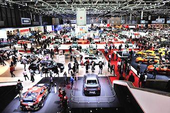 Salon Auto Geneve 2018 Mars 2018 Dates Horaires Parking Prix